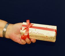Free Giving Or Receiving Royalty Free Stock Photo - 6161705