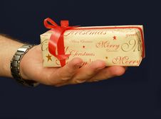 Free Christmas Gift Stock Photography - 6161712