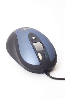 Free Computer Modern Laser Mouse Stock Photos - 6162003