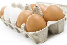 Free Fresh Eggs Royalty Free Stock Images - 6162039