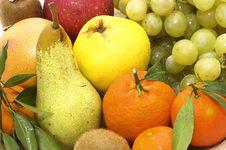 Free Fruits Background Royalty Free Stock Photos - 6162178