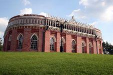 Free Museum Tsaritsino Stock Photography - 6162192