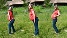 Free PREGNANT Stock Photos - 6162333