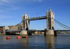 Free London. Tower Bridge Stock Photo - 6162750
