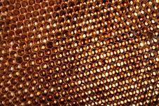 Honey Texture Stock Image