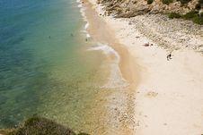 Free Virgin Beach Royalty Free Stock Photography - 6163297