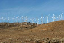 Free Wind Turbines Stock Photos - 6163553