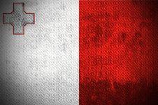 Free Grunge Flag Of Malta Stock Photo - 6163600