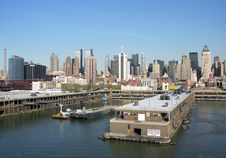 Free Manhattan Berth Royalty Free Stock Photos - 6163738