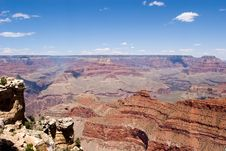 Free Scenic View From Grand Canyon Royalty Free Stock Image - 6163996