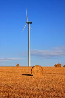 Free Windmill Stock Image - 6165251