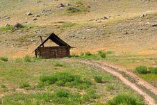 Free Deserted House Stock Image - 6165461