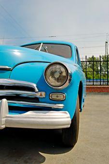 Free Retro Car Stock Photo - 6166110