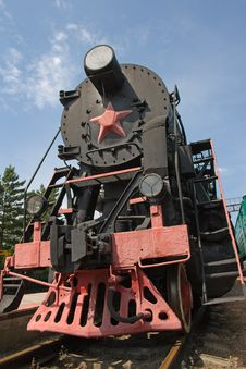 Free Stream Locomotive Stock Photography - 6166252