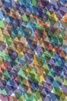 Free Pattern With Shells Stock Photography - 6166292