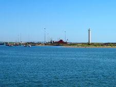 Free Viareggio Port Stock Photography - 6166932