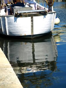 Free Stern Reflexion Stock Images - 6167554