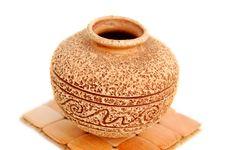 Free Vintage Vase Stock Photo - 6168150