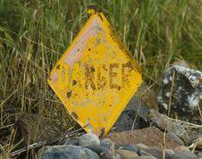 Free Danger Stock Photo - 6168290