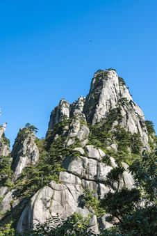 Free Sanqingshan Mountain Scenery Stock Images - 61603184