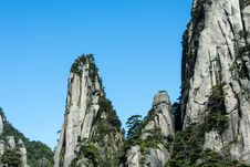 Free Sanqingshan Mountain Scenery Royalty Free Stock Images - 61604199