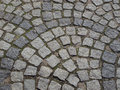 Free Old Cobbled Stones Road Background Stock Images - 6170894