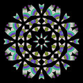 Free Petal Mandala Royalty Free Stock Photography - 6174927