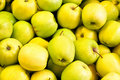 Free Yellow Apples Stock Photos - 6177593