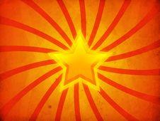 Free Star Wallpaper Royalty Free Stock Image - 6170136