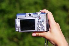 Free Camera Royalty Free Stock Photos - 6170458