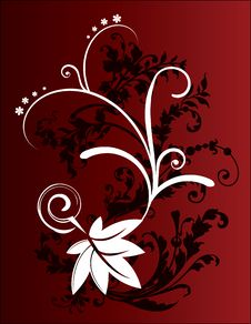 Free Floral Design Royalty Free Stock Images - 6170739
