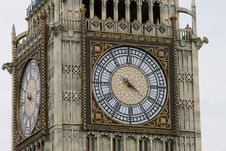 Free Big Ben Royalty Free Stock Image - 6172266