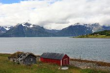 Free Fishermen S Cabins Stock Photography - 6172842
