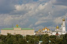 Free Moscow Kremlin Royalty Free Stock Images - 6173349