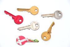 Free Keys Stock Photos - 6174453