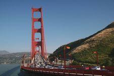 Free Golden Gate Bridge Royalty Free Stock Images - 6174469