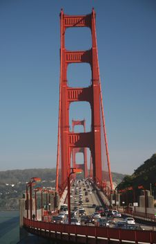 Free Golden Gate Bridge Stock Photos - 6174473