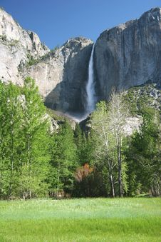 Free Yosemite Falls Stock Photos - 6174503