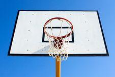 Free Basketball Hoop Stock Image - 6175021