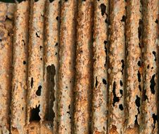 Free Rusty Metal Stock Image - 6175941