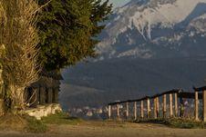 Free Path And Mountains Stock Photos - 6176623