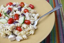 Free Pasta Salad Royalty Free Stock Photography - 6176697