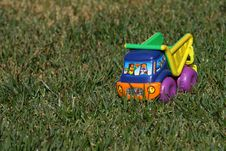 Free Car Of Baby Royalty Free Stock Image - 6176726