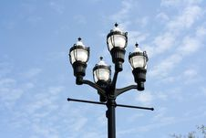 Free Street Lights Stock Images - 6176884