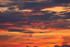 Free Sundown Stock Image - 6176991