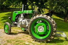 Free Tractor Royalty Free Stock Photos - 6177538