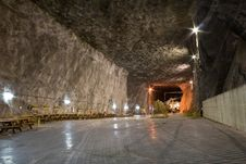Free Salt Mine Stock Photography - 6177662