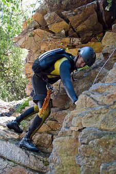Free Rock Climbed Stock Photos - 6178563