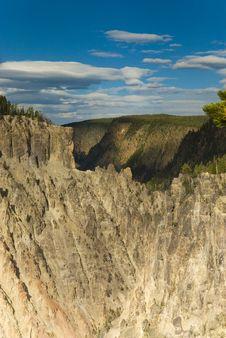 Free Rocky Grand Canyon Stock Photography - 6179712