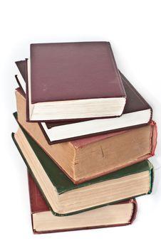 Free Books Royalty Free Stock Photo - 6179975